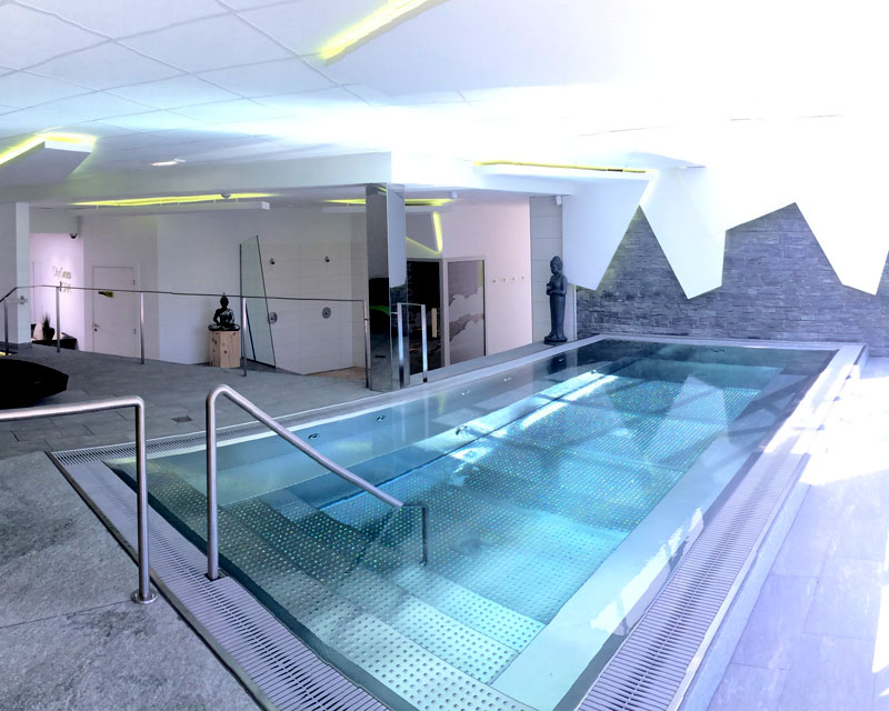 piscine spa inox